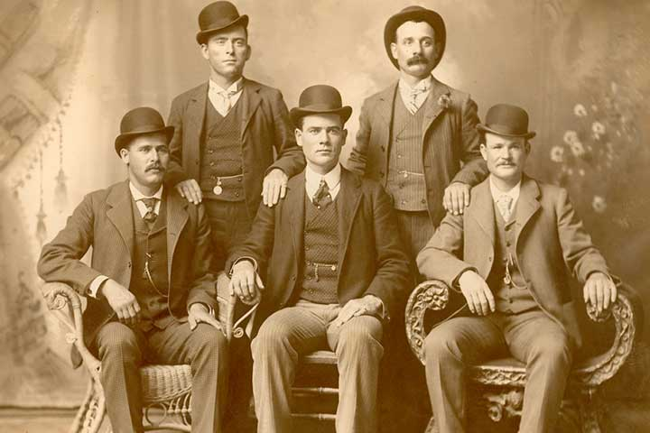 Butch Cassidy & the Sundance Kid died in a shootout in Bolivia